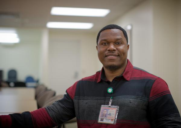 <p>Justin Kuunifaa is a nurse andhas been a public employee for his whole career.</p>