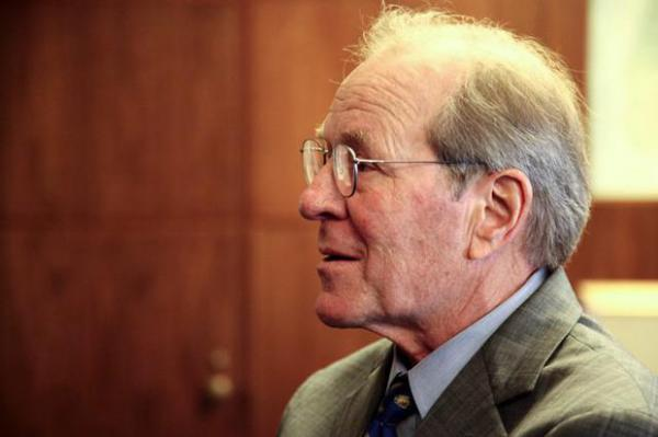 <p>Former Oregon Gov. Ted Kulongoski made some changes to PERS in 2003.</p>