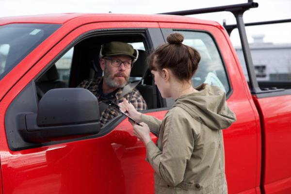 <p>Rick Cvarak is a furloughed map maker for the US Forest Service. He got an advance on his credit card to pay his bills while waiting for the shutdown to end. </p>