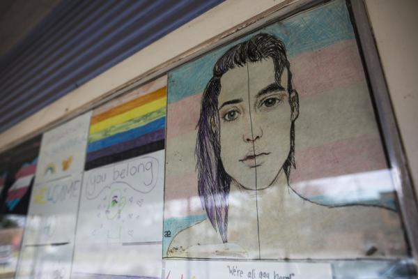 OutYouth, an Austin nonprofit, offers counseling and services for LGBTQ youth and their families.