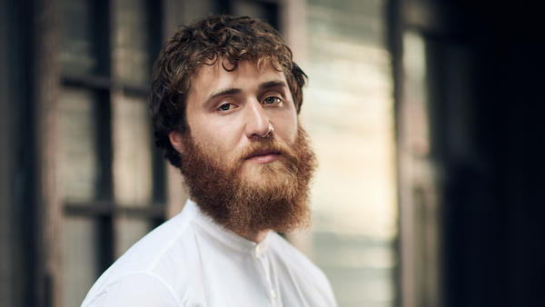 """""""These songs, they just kind of pop up in my head and I feel like I have to write them down,"""" Mike Posner says."""