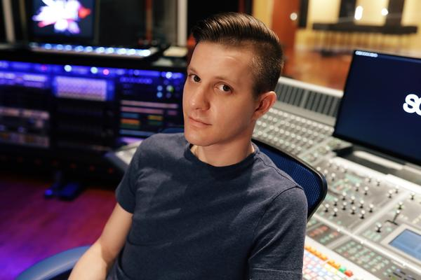Justin Wilson took over Kansas City's legendary Soundtrek production studio after one of its founders, Ron Ubel, died in 2016.