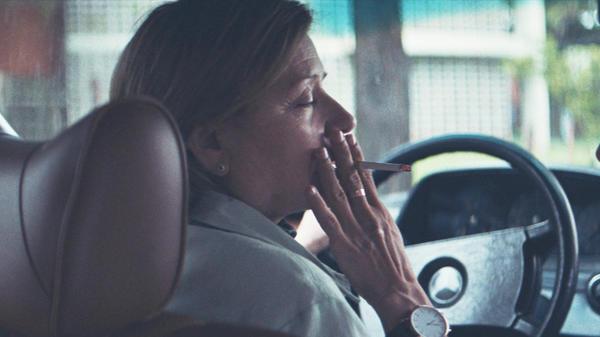 Chela (Ana Brun) undergoes a major life change in <em>The Heiresses.</em>