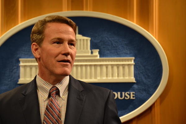 Secretary of State and Lt. Gov.-elect Jon Husted