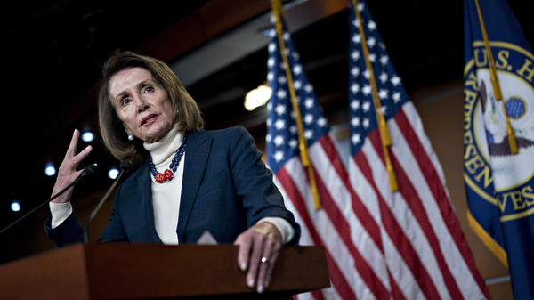 Speaker Nancy Pelosi, D-Calif., has postponed plans to travel to Afghanistan, charging that the White House leaked plans.
