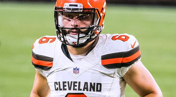 Browns quarterback Baker Mayfield has been the spark the team has been waiting for.