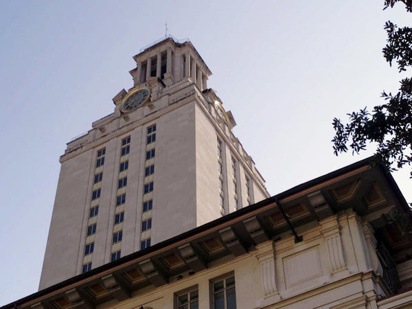 The 307-foot tower at the University of Texas at Austin was the site of mass murder 50 years ago Sunday.