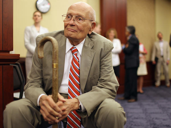 Former Democratic Rep. John Dingell has died. He served for 59 years in Congress, the longest-serving representative in U.S. history.