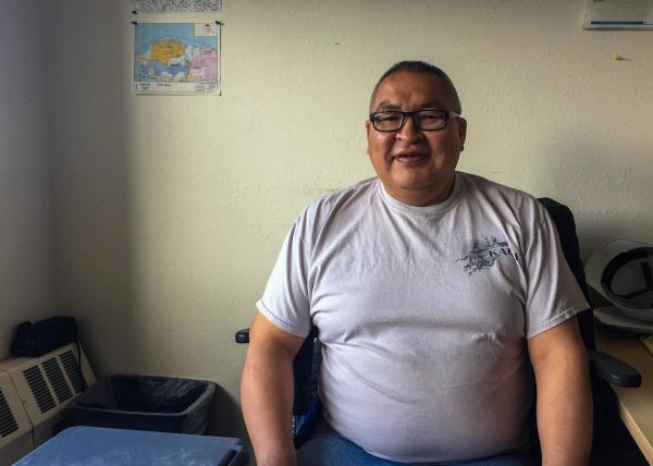 Iñupiaq hunter Billy Adams says that even though the ice is changing, hunters are finding ways to adapt, like waiting for ringed seals to come close to the shore and hunting them from the beach.