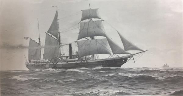 Today is the 175th anniversary of the launch of the USS Michigan, a ship like no other in the U.S. Navy at the time.