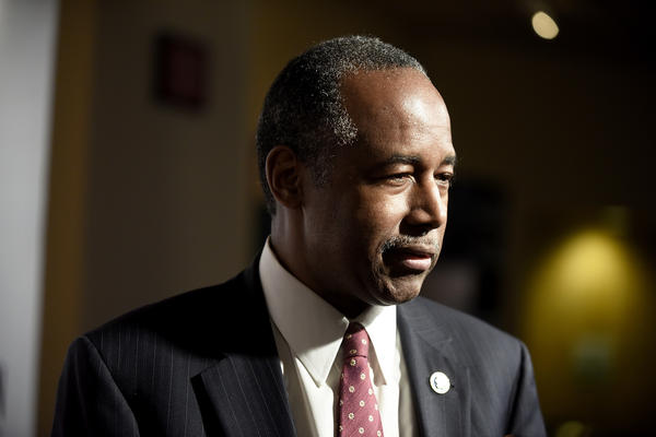 """Housing and Urban Development Secretary Ben Carson said the country's leaders should be focused on federal workers affected by the shutdown and not """"some political victory."""""""