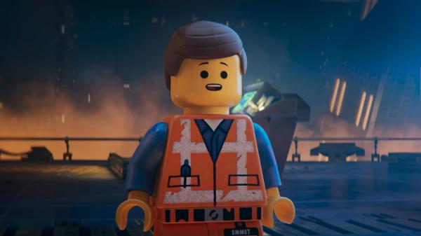 Emmet (Chris Pratt) is tasked with bringing peace to the LEGO universe once again in <em>The LEGO Movie 2: The Second Part. </em>