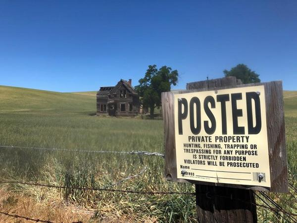 <p>As its popularity increased, so did trespassing, prompting rumors that the Nelson house would be leveled.</p>