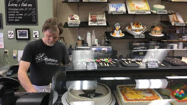 Jack Phillips of Masterpiece Cakeshop in Colorado has declined to make a custom cake for a gay wedding and now for a gender transition.
