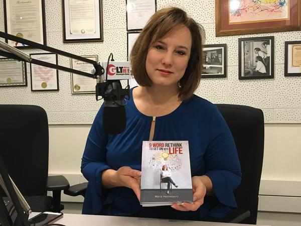 """Maria Henneberry details in her book """"9 Word Rethink To Get On With Life"""" the term sex crime causes confusion and often leads to victim blaming."""