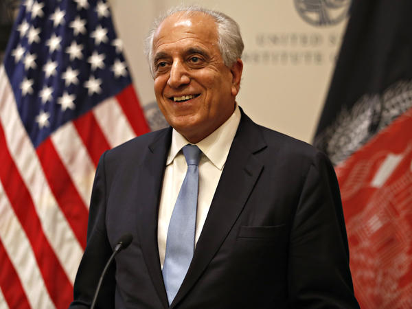 "In remarks at the U.S. Institute of Peace on Friday, Special Representative for Afghanistan Reconciliation Zalmay Khalilzad said a ""long agenda"" of issues need to be resolved before a peace deal can be finalized."