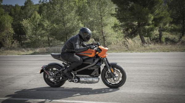 The Harley-Davidson LiveWire, launching in August, is the American manufacturer's first electric motorcycle.