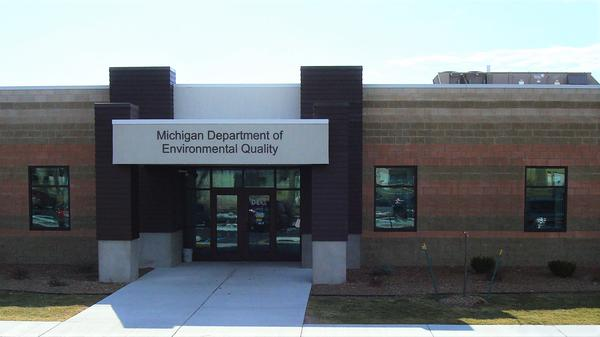 Whitmer's order would reorganize and rename the Department of Environmental Quality.