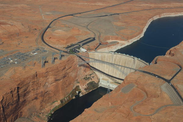 The fate of Lake Powell on the Utah-Arizona stateline is one consideration in crafting Drought Contingency Plans for the Colorado River.