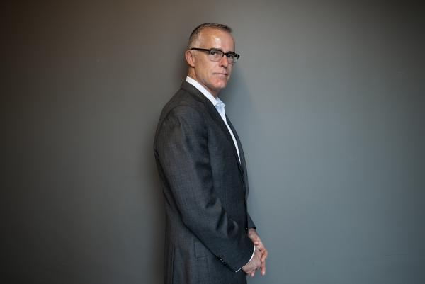 """Andrew McCabe, the former FBI deputy director who was fired in 2018, says that he personally took steps to """"safeguard"""" the bureau's investigation of Russian interference in the 2016 presidential campaign, in case his own head would be the next to roll."""