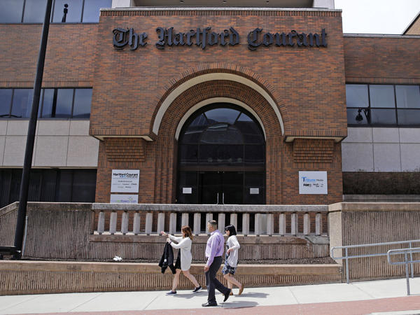 Tribune Publishing has agreed to recognize a new union representing journalists at the <em>Hartford Courant </em>in Connecticut's capital.