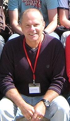 John Skvoretz, professor in the Department of Sociology