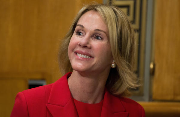 Kelly Craft, who has been serving as U.S. ambassador to Canada, is President Trump's latest pick for U.N. ambassador.