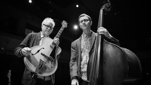 Bill Frisell and Thomas Morgan