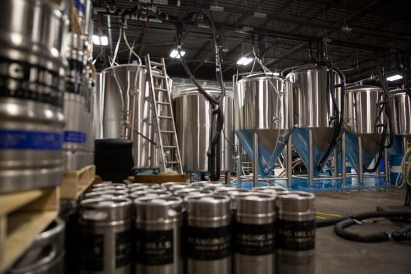 A 50 percent cut to the alcohol beverage excise tax is included in Governor Ned Lamont's budget proposal and that put more money in the pockets of local brewers.