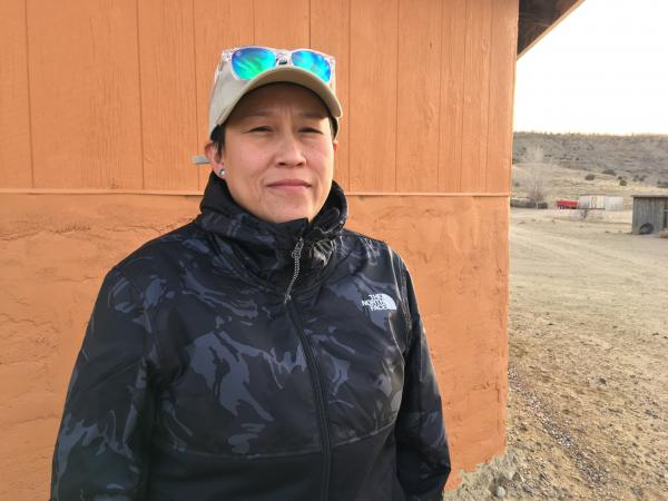 Michelle Sherman attempted suicide as an 11-year-old. Navajo LGBTQ youth are three times as likely to attempt suicide as their white counterparts, according to a Diné Policy Institute study. After she gets her bachelor's degree, Sherman plans to come back to the Navajo Nation to help other youth like her.