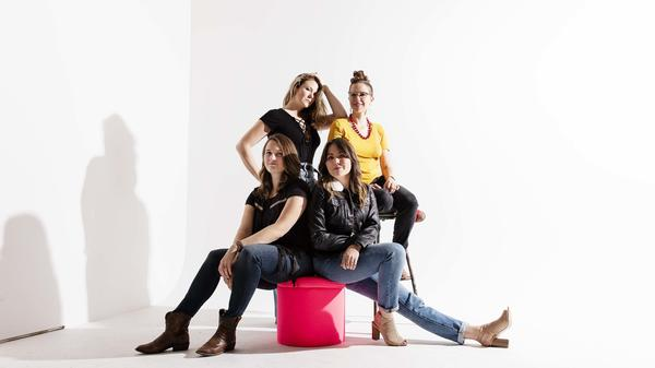 Della Mae's <em>The Butcher Shoppe EP</em> comes out March 1 via Rounder.