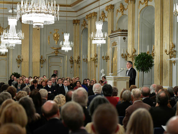 The last Nobel Prize in Literature winner was Kazuo Ishiguro, who took the honor in 2017. The Swedish Academy will award two literary prizes in 2019, the Nobel Foundation says.