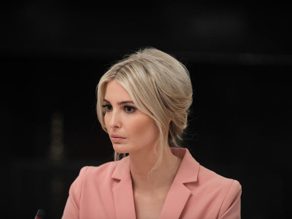 Senior White House adviser Ivanka Trump, President Trump's daughter, has crafted an increase in child care funding as part of the White House's budget proposal set to be released on Monday.