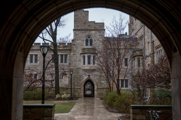 Yale University, one of several schools targeted in bribery scheme.