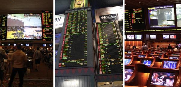 Gov. Pritzker has included sports gambling licensing fees to go toward covering the state's $3.2 billion structural deficit.