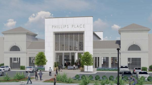 Lincoln Harris today announced it will launch a major project to refresh and update the 22-year-old Phillips Place shopping center, a part of the Charlotte retail scene since opening in 1997.