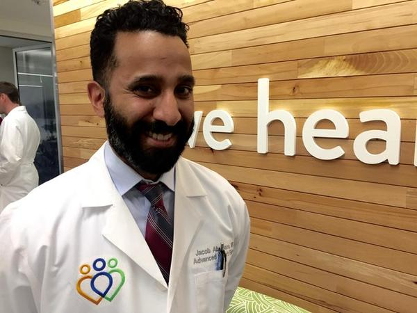 """<p>The question on the lips of many health care experts is: Does Oregon generate enough heart patients to keep two transplant programs going?</p> <p>""""It think the population of Oregon is growing,"""" said Dr. Jacob Abraham, the medical director for the advanced heart failure program at Providence. """"Certainly there is a large heart failure population already here. I think that there's certainly enough patients to keep both centers busy.""""</p>"""