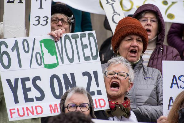 After voters in Idaho passed Medicaid expansion by 61 percent, some state lawmakers are trying to make the process for putting citizen-driven initiatives on the ballot more difficult.
