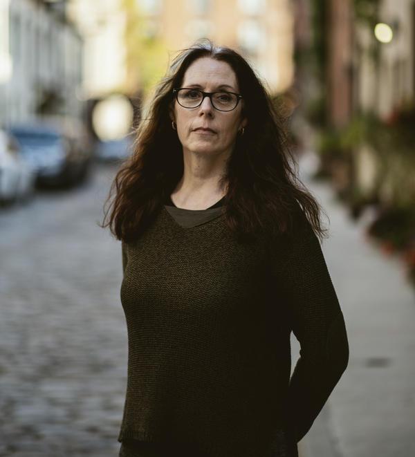 "In college, Laurie Halse Anderson thought she might become a translator — and in a way, she did. ""I translate imagination onto the page,"" she says."