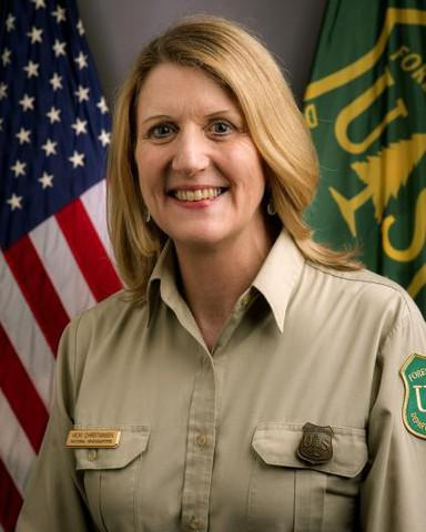 <p>U.S. Forest Service Interim Chief Vicki Christiansen</p>