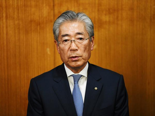 Japan's Olympic Committee President Tsunekazu Takeda said Tuesday that he will step down in June, as French authorities probe his involvement in payments made before Tokyo was awarded the 2020 Summer Games.