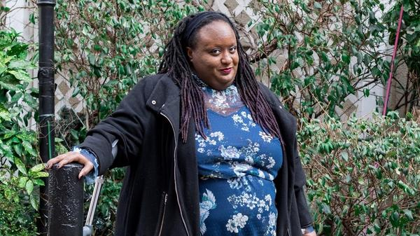"""""""There seems to be this sense where disabled people are kind of seen as oddities and forced to go through this world to be singled out and othered,"""" says Imani Barbarin. """"There's really no common sense attached when able-bodied people approach disabled people."""""""