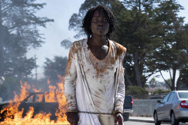 <em>Measure Twice</em> ...: Lupita Nyong'o stars in <em>Us, </em>the latest horror film written and directed by Jordan Peele.