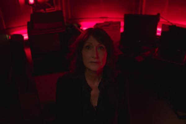 Patricia Clarkson stars in <em>Out Of Blue, </em>a genre-bending detective flick. The movie is based on the Marin Amis novel <em>Night Train. </em>