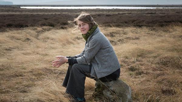 Karine Polwart at Fala Flow, Midlothian, Scotland.