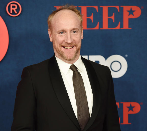 Matt Walsh attends the premiere of the seventh season of HBO's <em>Veep</em> on Tuesday in New York City.