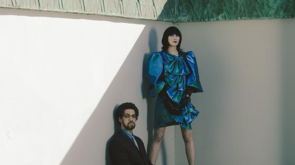 Danger Mouse and Karen O. have combined forces for the album <em>Lux Prima</em>.