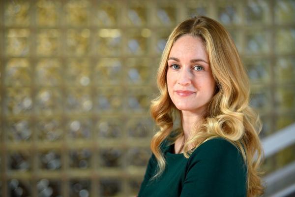 Washington State University researcher Leah Sheppard