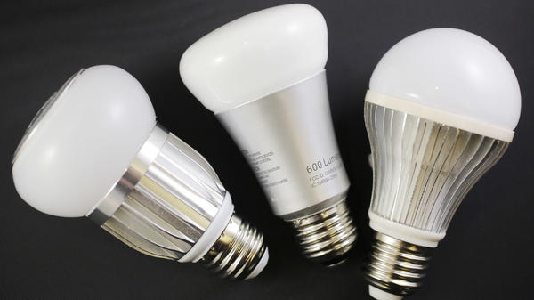 LED lightbulbs have replaced many incandescent ones. Now, the Trump administration wants to reverse an Obama-era rule designed to make a wide array of other lightbulbs more efficient.