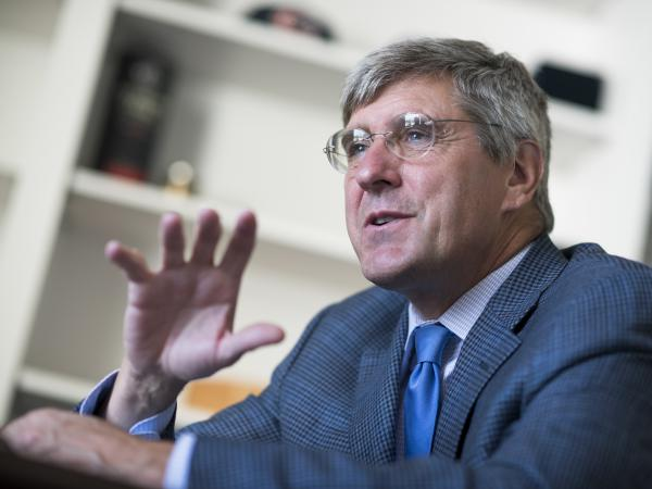 President Trump said on Friday that he will nominate conservative TV commentator and former Trump campaign adviser Stephen Moore to the Federal Reserve Board.